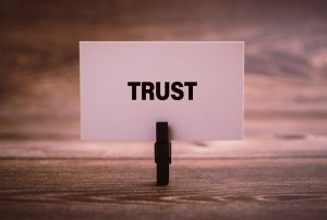 different type of trust