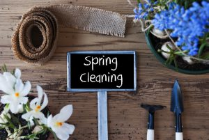 house spring cleaning