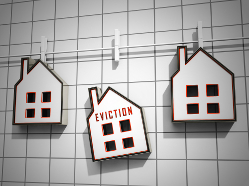 What Can I Be Evicted for in California?